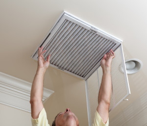Mathews Home Service Home Maintenance Changes Filters