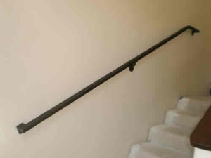 Mathews Home Service Installs Senior Safety Hand Rails