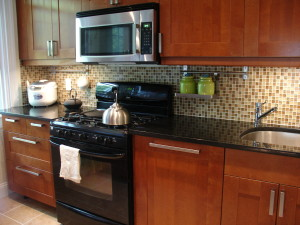 Kitchen in Wyndmoor After